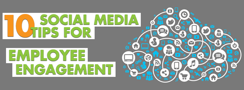 Employee engagement and social media